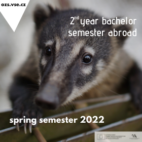 Information Meeting and Exchange Programme Application Schedule for 2nd year Bachelor Students – Spring 2022
