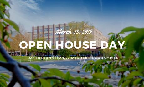 Open House Day of International Degree Programmes