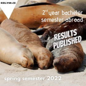 Results Announcement of Applications for Bachelor Exchange Programme Abroad in the Spring Semester 2022