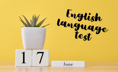 Online test AJ pro studenty bez doložitelné CEFR úrovně B2 – 17. 6. 2020 v 17:30