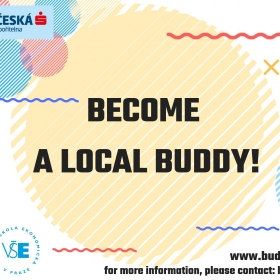 Become a local Buddy !
