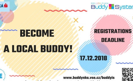 Become a Local Buddy – Info Meeting