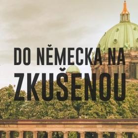 Do Německa na zkušenou – informační setkání o možnostech vycestování za studiem a prací