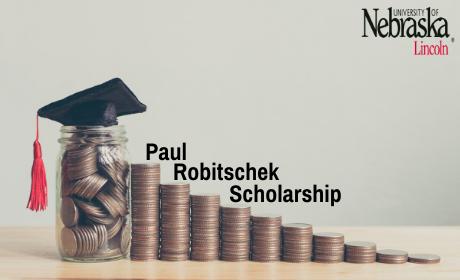 UNL Robitschek Scholarship for 2020/2021