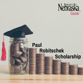 "Stipendium ""Paul Robitschek Scholarship"" na studium na University of Nebraska-Lincoln v AR 2021/2022"
