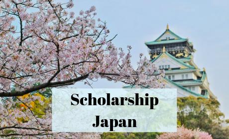 Stipendia na základě mezinárodních smluv – Japonsko