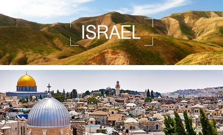 Nabídka stipendijních míst do Izraele – uzávěrka  22.11.2018