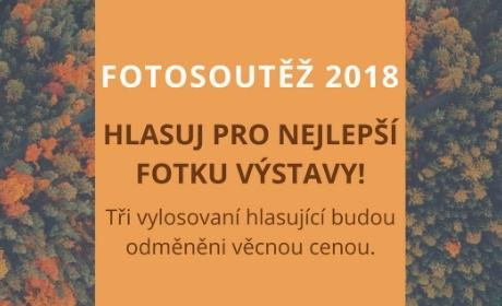 Vítězná fotografie z letošního ročníku Fotosoutěže dle hlasování studentů